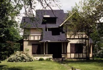 Butler-Bradbury-Vonnegut House 1975