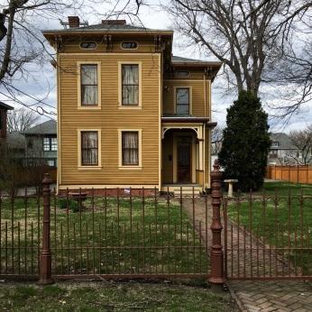 Butler-Newnam House, 2016
