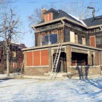 Butler-Wallace-Vonnegut House, 1977