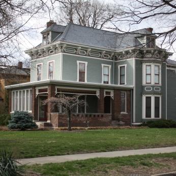 Butler-Wallace-Vonnegut House, 2016